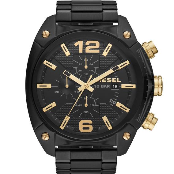 Relógio Diesel Masculino Dz4504/1pn