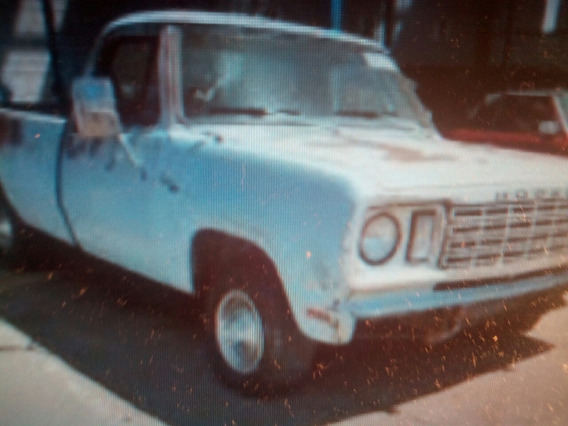 Dodge Ram Pick-up D-100