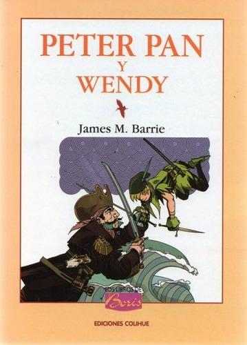 Peter Pan Y Wendy James Barrie (col)