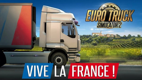 Euro Truck Simulator 2 - Vive La France Dlc Steam Cd Key