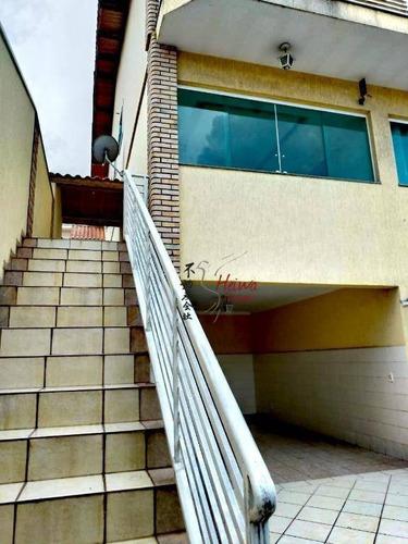 Sobrado À Venda, 125 M² Por R$ 570.000,00 - Vila Nossa Senhora Do Retiro - São Paulo/sp - So0839