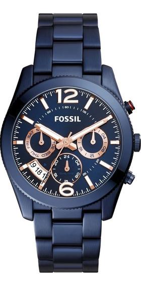 Reloj Original Dama Marca Fossil Modelo Es4093
