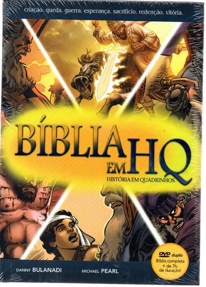 Biblia Em Hq - 100% Cristao - Bonellihq Cx474 D19