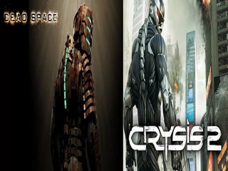 Dead Space + Crysis 2 Ps3