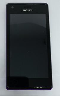 Sony Xperia M C2004 Roxo 4gb Não Liga