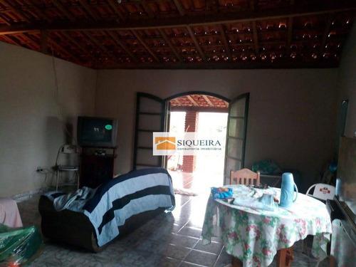 Imagem 1 de 11 de Chácara Com 3 Dormitórios À Venda, 5000 M² Por R$ 260.000 - Rio De Una - Ibiúna/são Paulo - Ch0044