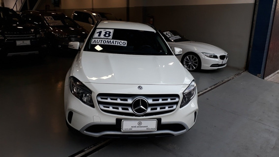 Mercedes-benz Classe Gla 1.6 Style Turbo Flex 5p 2018