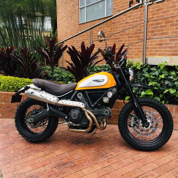 Ducati Scrambler Classic 2015 De Colección