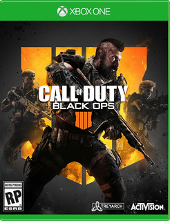 Call Of Duty: Black Ops 4 | Juego Completo Xbox One Renta