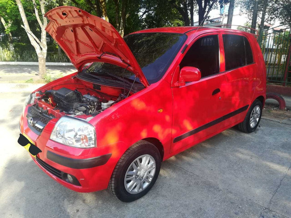 Hyundai Santro Motor 1.1 5 Puertas . Modelo 2006.