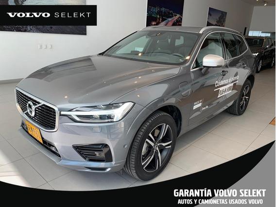 Volvo X60 T8 R-design Hybrid 407 Hp & 640 N/m Torque