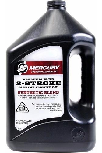 Aceite Mercury 2t Optimax Galon Fuera De Borda (no Envios)