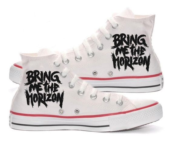 All Star Bring Me The Horizon Tênis Unissex Converse