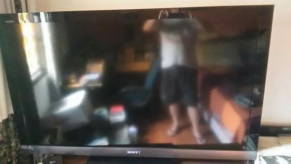 Tv Sony Bravia 55 Polegadas Em Perfeito Estado