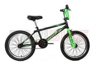 Bicicleta Freestyle Bmx Rodado 20 Venzo Inferno Rotor Niños