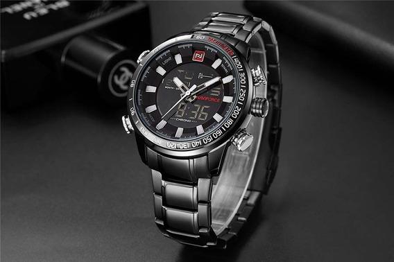 Relógio Masculino Naviforce 9093 Frete Grátis