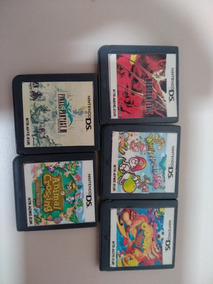 Final Fantasy 3 Nintendo Ds + 4 Jogos. Europeus