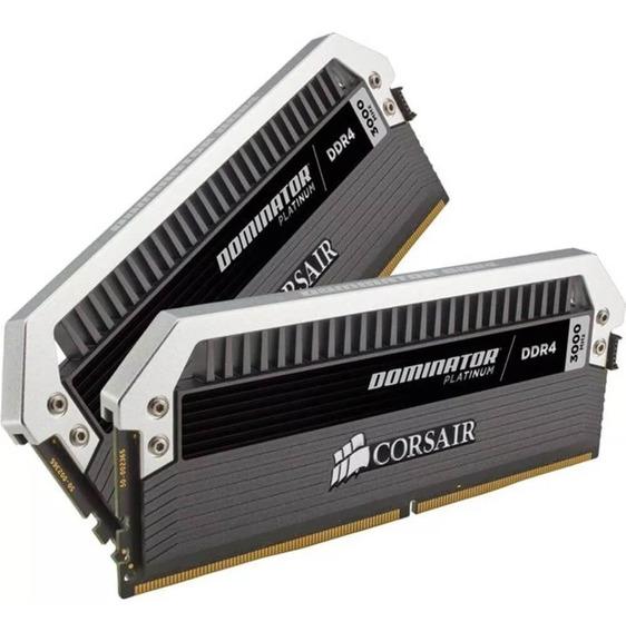 Memoria Ram Ddr4 16gb 2x8 3000mhz Corsair Dominator Platinum