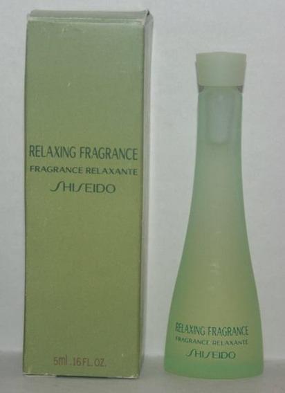 Miniatura De Perfume: Shiseido - Relaxing Fragance - 5 Ml