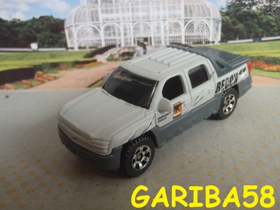 Matchbox Chevy Avalanche Recon 2006 R$25 No Lote Gariba58