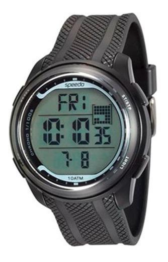 Relógio Speedo Sport Digital Masculino 80593g0evnp1   Novo