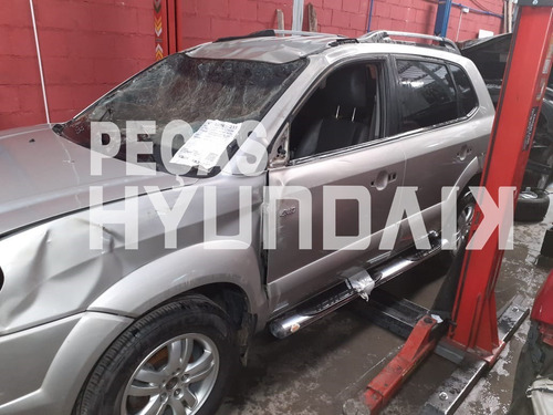 Imagem 1 de 8 de Sucata Hyundai Tucson V6 Para Retirada De Peças