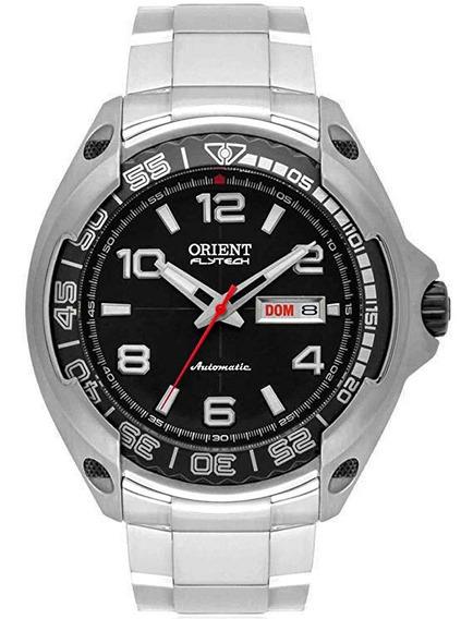 Relógio Orient Automático Masculino Flytech 469ti005 P2gx
