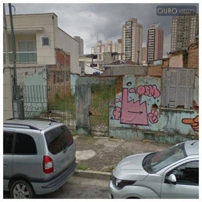 Vendo -mooca - Terreno - Te0132