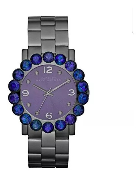 Reloj Marc Jacobs Amy Purple
