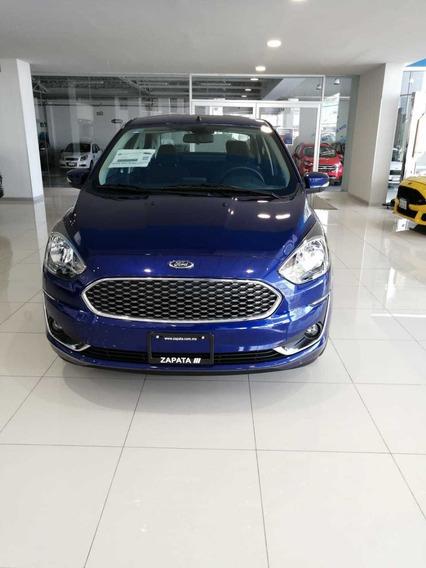 Ford Figo 1.5l Titanium Ta 4pas 2019