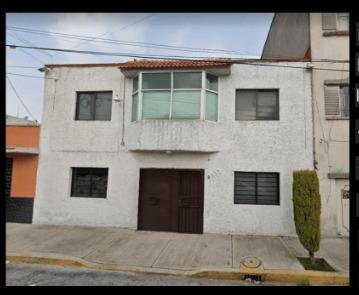 Casa 3 Recamaras Héroes De Churubusco Remate Bancario