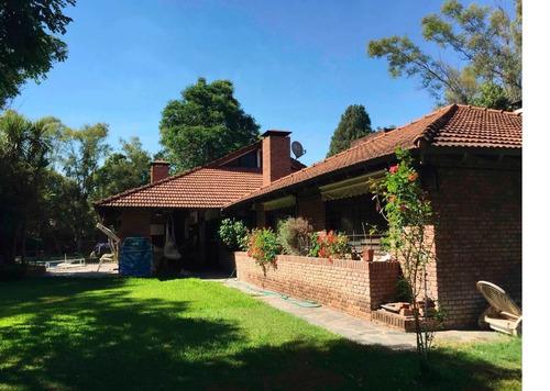 Imagen 1 de 11 de Casa Quinta En Tortuguitas