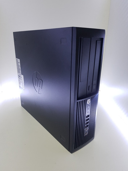 Pc Cpu Hp Intel Core I3 2ª G+hd 500gb +8gb C/ Win 7!