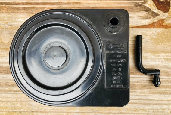 Rebobinador De Filme Fotográfico Analógico 35mm