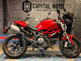 Capital Moto México Ducati Monster 796