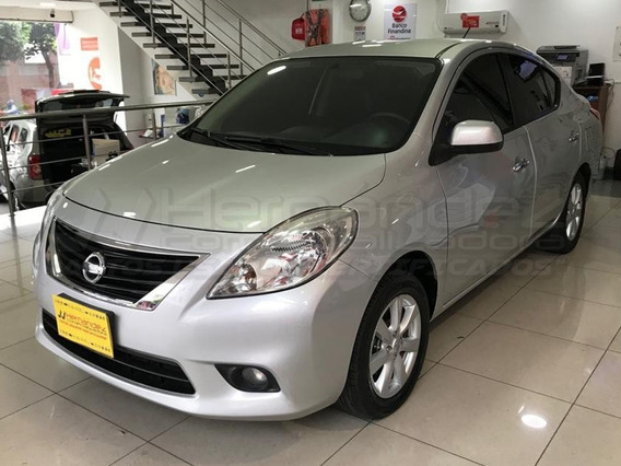 Nissan Versa 1.600cc 2013 Mt, Full, Financio 100%