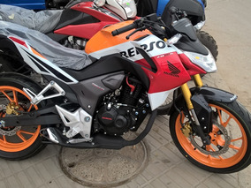 Honda Cb 190 Repsol 0 Km. 100% Financ. Bb Motonautica