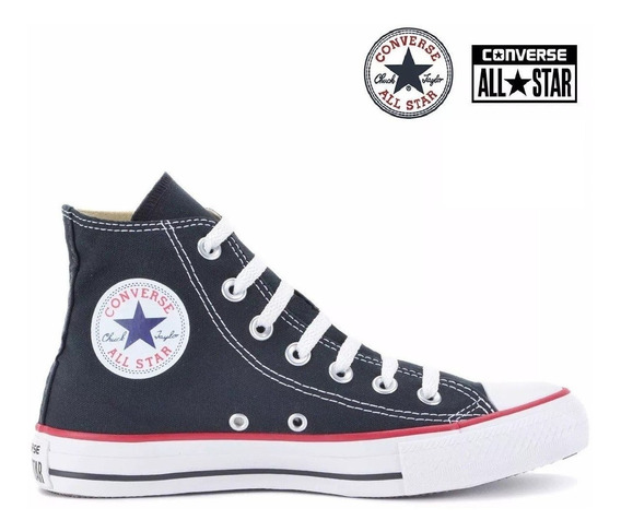 Tênis All Star Converse Ct As Core Hi Ct112 Ct0004 043749