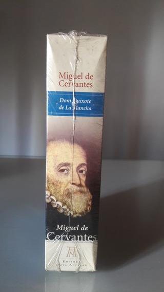Dom Quixote De La Mancha - Miguel De Cervantes - Novo