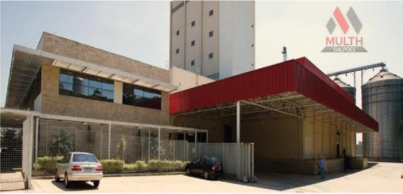 Galpão Industrial Para Locação, Itaqui, Itapevi. - Ga0139