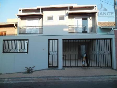 Casa Com 3 Dormitórios À Venda, 168 M² - Residencial Terras Do Barão - Campinas/sp - Ca11064