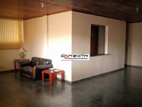 Imagem 1 de 13 de Apartamento Residencial À Venda, Cambuí, Campinas - Ap0246. - Ap0246