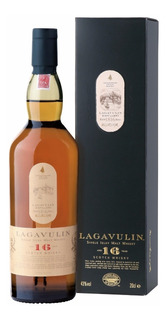 Whisky Lagavulin 16 Años Islay Single Malt Escoces
