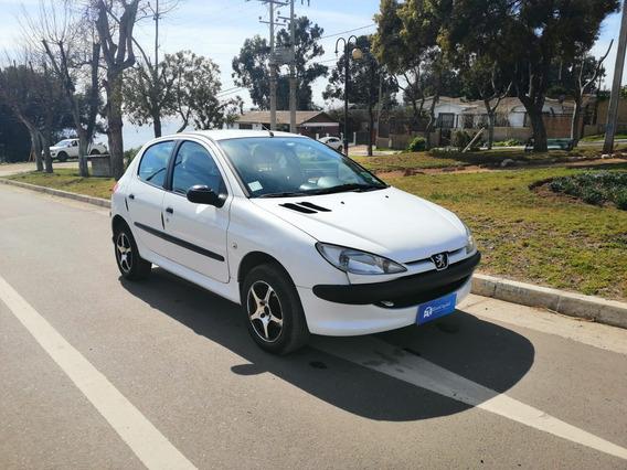 Peugeot 206 Xr Aa 1.4 2008