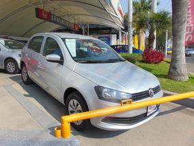 Volkswagen Gol 2015 4p Sedán Cl L4 1.6 Man P/e Sin A/a