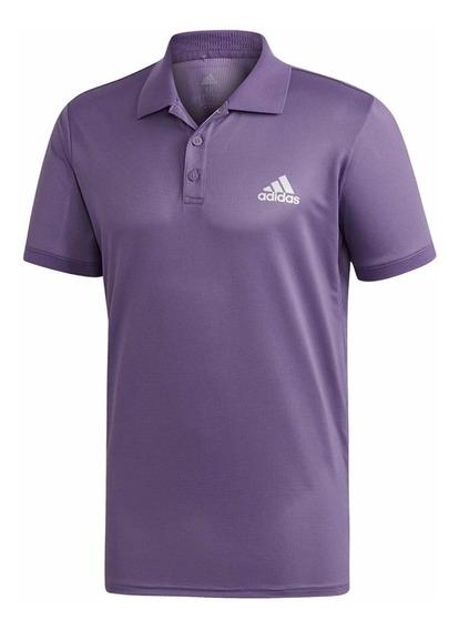 Playera Polo adidas Para Hombre 100% Original Camisa 317 Akw