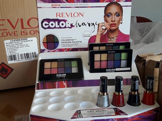 Kit Revlon (ideal Para Reventa) Rv Gwen Collec C 05