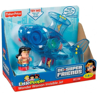 Fisher Price Little People Vehículos Dc (5647)