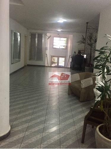 Apartamento Com 1 Dormitório À Venda, 40 M² Por R$ 340.000,00 - Vila Mariana - São Paulo/sp - Ap13297