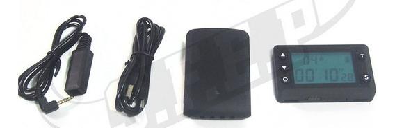 Laptimer Lap Timer Acompanha Bateria Recarregavel Lir2450